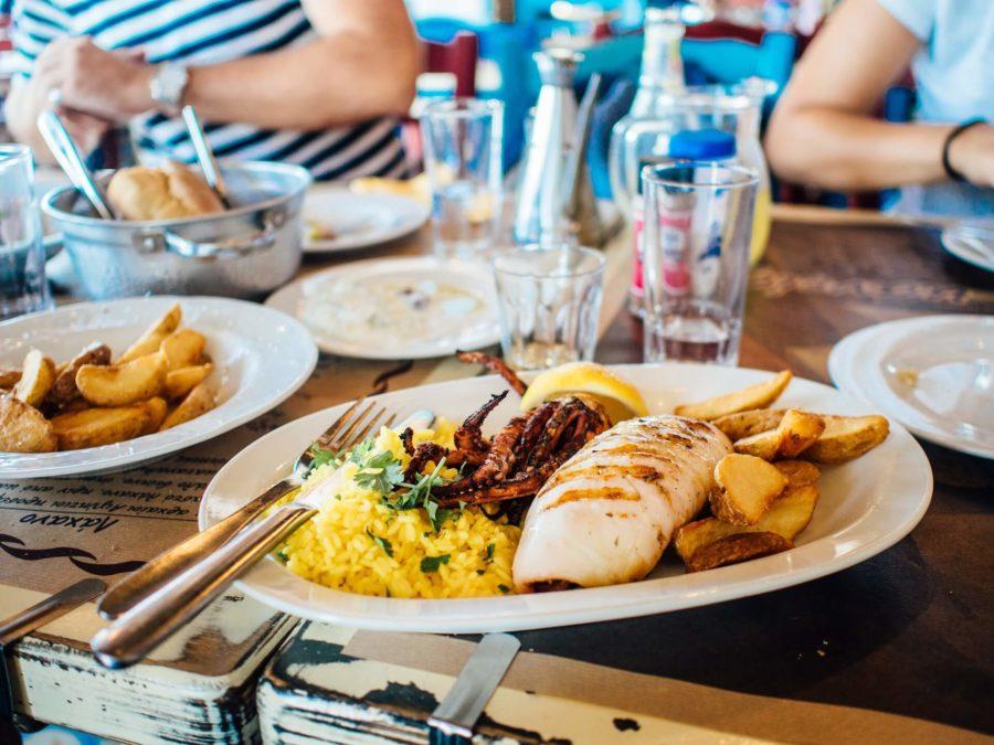 Food Plate Best Seafood Restaurants In Downtown Charleston Sc Jpg