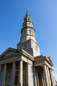 st philips church in historic downtown charleston, a visit here is one of the best things to do in hipster charleston